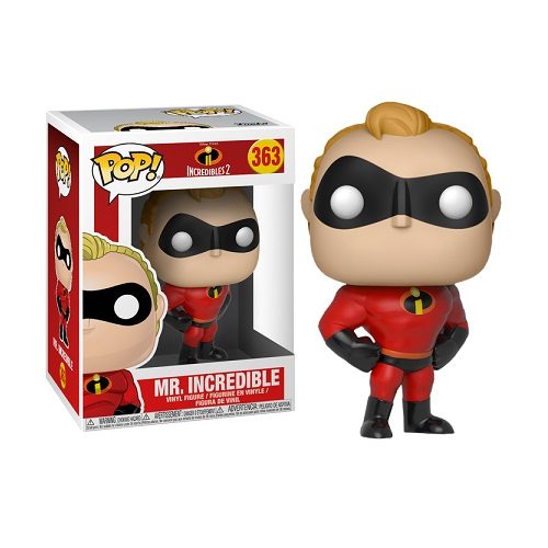 Funko Pop! Disney 363: Incredibles 2 - Mr Incredible