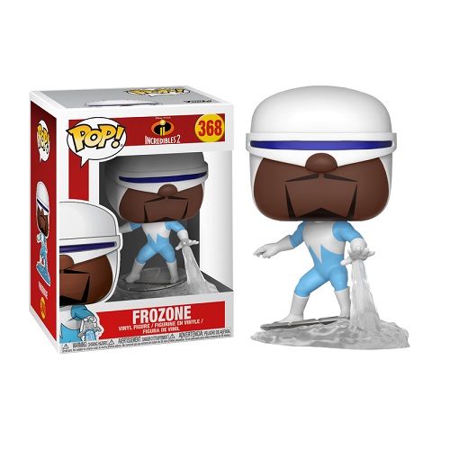 Funko Pop! Disney 368: Incredibles 2 - Frozone