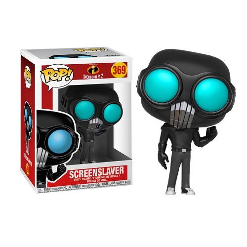Funko Pop! Disney 369: Incredibles 2 - Screenslaver