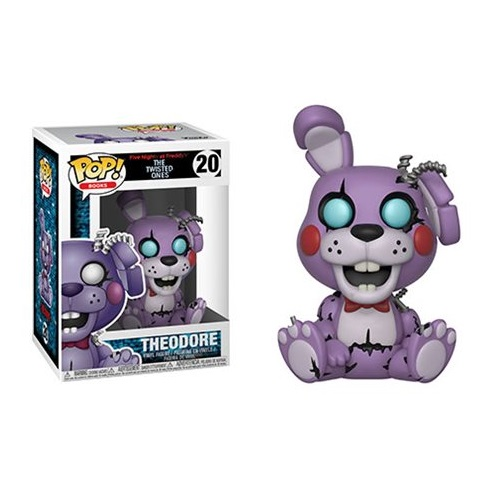 Funko Pop! Books 20: Five Night At Freddy's - Theodore