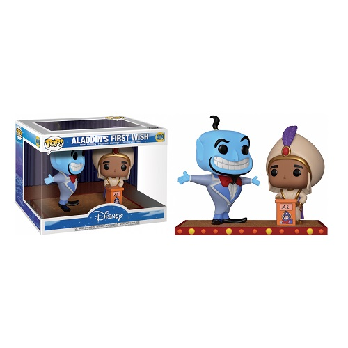 Funko Pop! Movie Moment 409: Aladdin - Genie