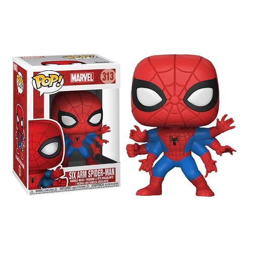 Funko Pop! Marvel 313: Marvel Comics - ManSpider (IE)