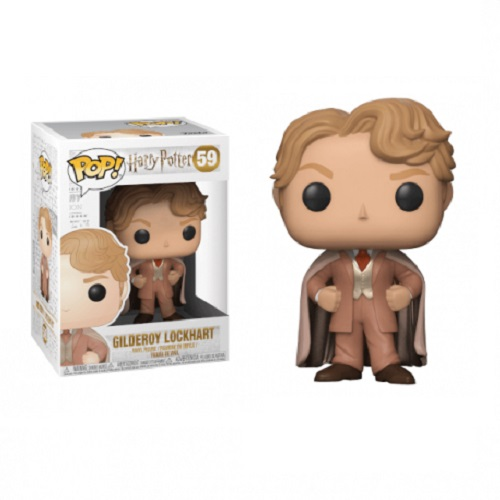 Funko Pop! Harry Potter 59: Harry Potter S5 - Gilderoy Lockhart