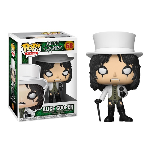 Funko Pop! Rocks 68: S4 - Alice Cooper
