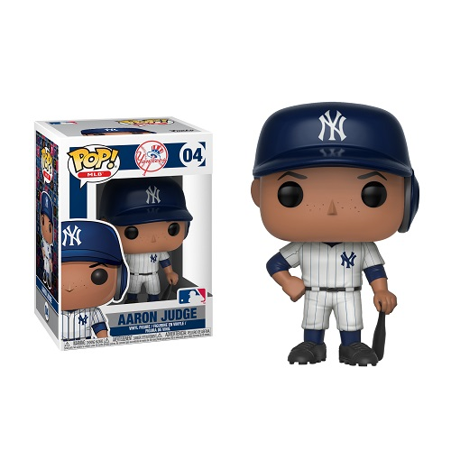 Funko Pop! MLB 04: S3 - Aaron Judge