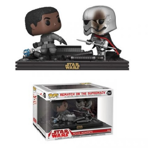 Funko Pop! Star Wars Movie Moments 257: The Last Jedi - Duel