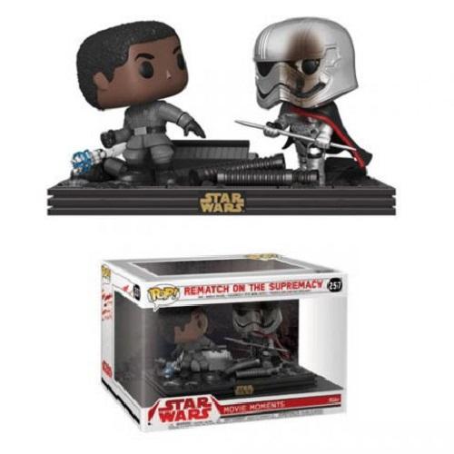 Funko Pop! Star Wars Movie Moments 257: The Last Jedi - Duel