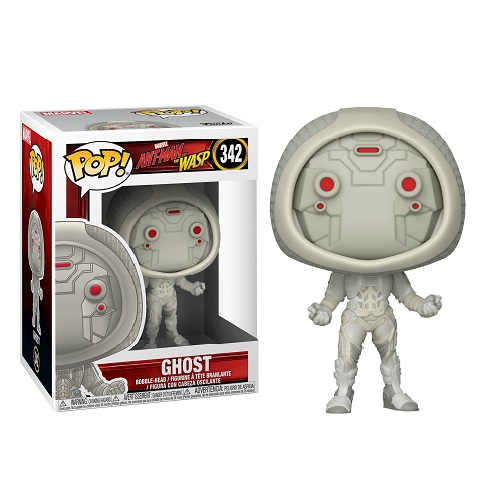 Funko Pop! Marvel 342: Ant-Man & The Wasp - Ghost
