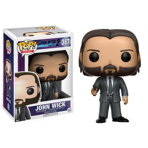 Funko Pop! Movies 387: John Wick 2 - John Wick