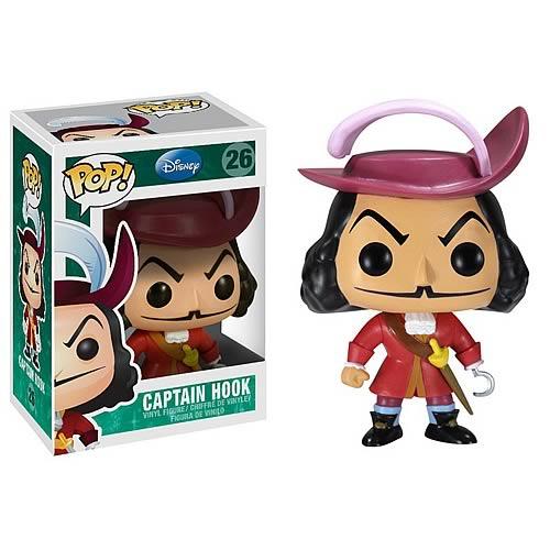 Funko Pop! Disney 26: Captain Hook